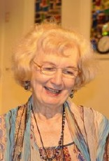 Dr. Isabella Laude, author of Amazing Women